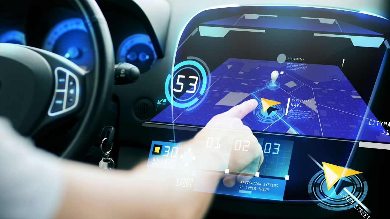 AGC Begins Mass Production of 3D Curved Cover Glass for Car-Mounted Displays
