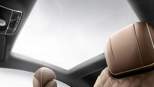 AGC's Light Control Glass WONDERLITE™ Selected for Panoramic Glass Roof on European Luxury Car