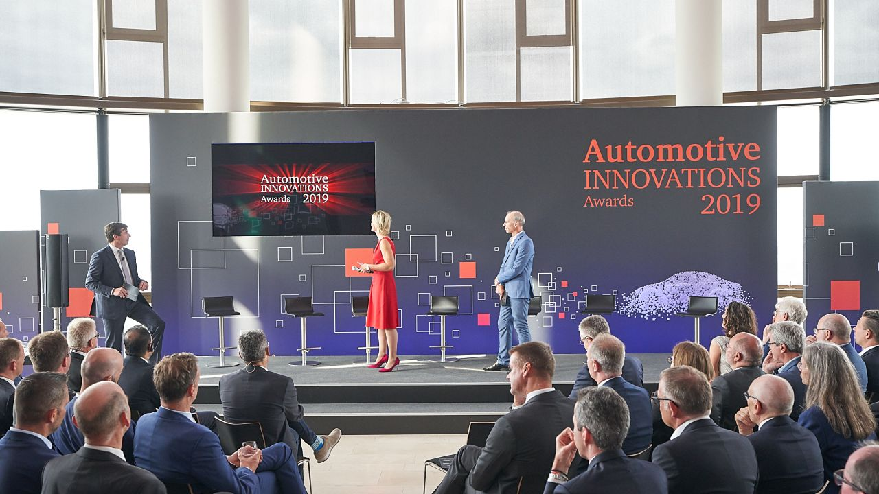 AGC honored at AutomotiveINNOVATIONS Awards 2019