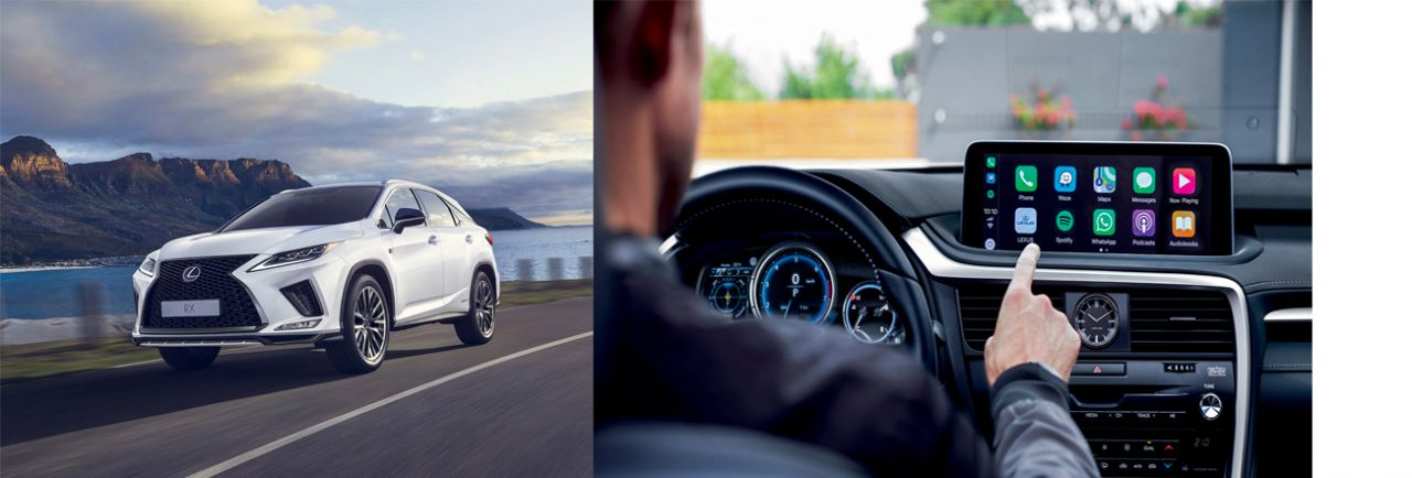 AGC Cover Glass for Car-mounted Displays to be Used in New Lexus RX Series